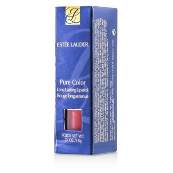 Estee Lauder New Pure Color Lipstick - # 18 Bois De Rose (Creme)  3.8g/0.13oz