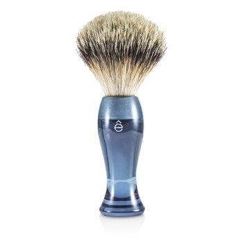 Finest Badger Long Shaving Brush - Blue  1pc