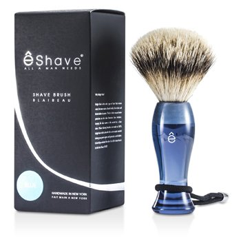 Shave Brush Silvertip - Blue  1pc