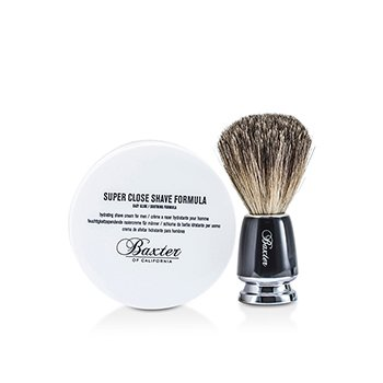 Shave 1.2.3 Set: Shave Formula + Balm + Brush  3pcs