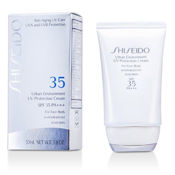 Urban Environment UV Protection Cream SPF 35 PA+++ (For Face & Body) 50ml/1.8oz