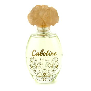 Cabotine Gold Eau De Toilette Spray 100ml/3.4oz