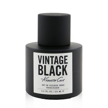 Vintage Black Eau De Toilette Spray  100ml/3.3oz