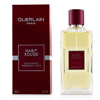 Habit Rouge Eau De Parfum Spray  100ml/3.4oz