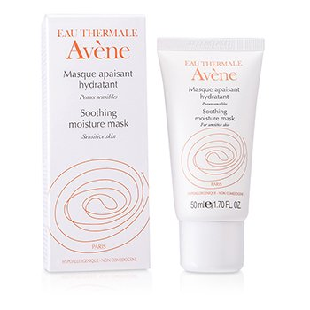 Avene Mascara hidratante Soothing   50ml/1.7oz