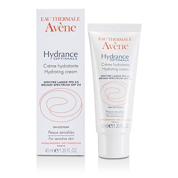 Avene Hydrance Optimale SPF 25 Hydrating Cream  40ml/1.35oz