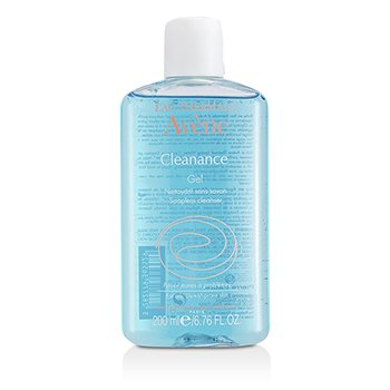 Avene Cleanance Soapless Gel Cleanser  200ml/6.76oz