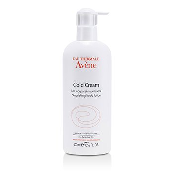 Avene Cold Cream Body Lotion  400ml/13.52oz