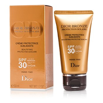 Dior Bronze Beautifying Protective Suncare SPF 30 For Face  50ml/1.7oz