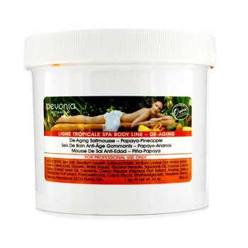 Pevonia Botanica Antienvejecimiento Saltmousse - Papaya-Pineapple ( Tama�o Sal�n )  1kg/34oz