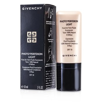 Givenchy Photo Perfexion Base de Maquillaje Fluido Claro SPF 10 - # 06 Light Gold  30ml/1oz