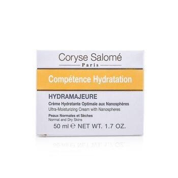 Competence Hydratation Ultra-Moisturizing Cream with Nanospheres - Normal & Dry Skins  50ml/1.7oz