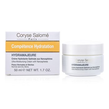 Competence Hydratation Ultra-Moisturizing Cream with Nanospheres - Normal & Dry Skins  50ml/1.7oz