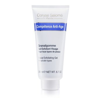 Competence Anti-Age Facial Exfoliating Gel  200ml/6.7oz