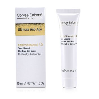 Ultimate Anti-Age Refining Eye Contour Gel (Without Cellophane)  15ml/0.5oz