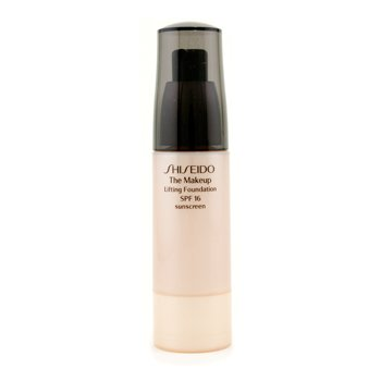 Shiseido The Makeup Lifting Base de Maquillaje SPF 16 - I60 Natural Deep Ivory  30ml/1.1oz