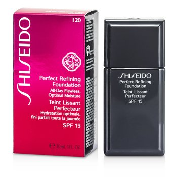 Shiseido Perfect Refining Base de Maquillaje SPF15 - # I20 Natural Light Ivory  30ml/1oz