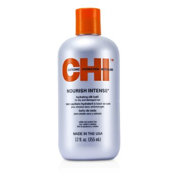 Nourish Intense Hydrating Silk Bath (For Dry & Damaged Hair)  350ml/12oz