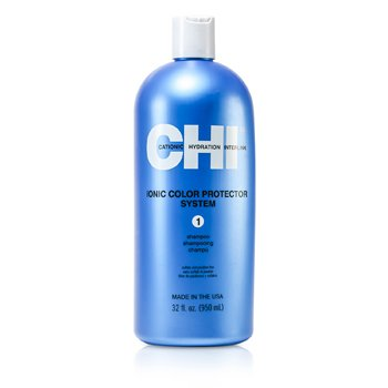 CHI Ionic Color Protector System 1 Shampoo  950ml/32oz