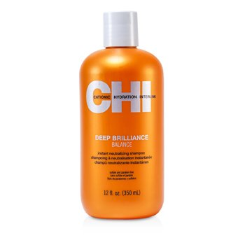 CHI Deep Brilliance instant balansirajući i neutralizirajući šampon  350ml/12oz