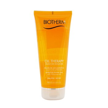 Biotherm Żel do mycia ciała Oil Therapy Huile De Douche  200ml/6.76oz