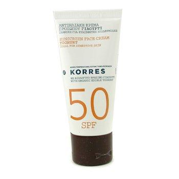Korres Yoghurt Crema Protectora Facial SPF 50  50ml/1.69oz