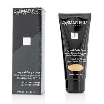 Dermablend Base Piernas y Cuerpo - Caramel  100ml/3.4oz