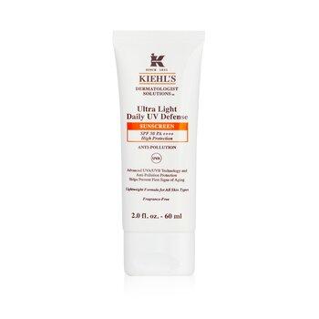 Ultra Light Daily UV Defense SPF 50 PA +++  60ml/2oz