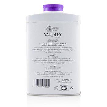 April Violets Perfumed Talc  200g/7oz