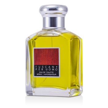Tuscany Eau De Toilette Spray (Gentleman's Collection/ New Packaging)  100ml/3.4oz