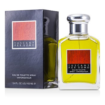 Aramis Tuscany Eau De Toilette Spray (Gentleman's Collection/ New Packaging)  100ml/3.4oz