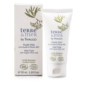 Thalgo Terre & Mer Fluido Vital con Hoja de Olivo Orgánico   50ml/1.69oz
