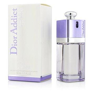 Christian Dior Addict To Life Eau De Toilette Spray  50ml/1.7oz