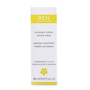 Invisible Pores Detox Mask (For Combination to Oily Skin)  50ml/1.7oz
