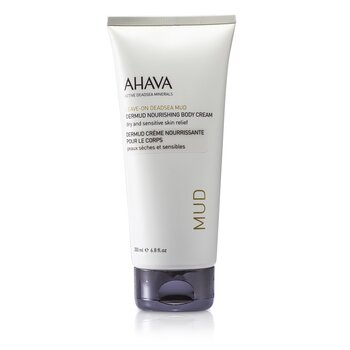 Ahava Dermud Nourishing Body Cream  200ml/6.8oz