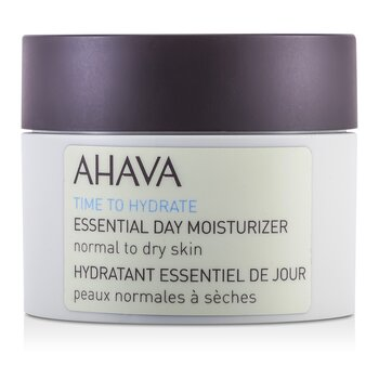 Ahava Hidratante  Time To Hydrate Essential Day ( Normal / Pele seca  ) 800150  50ml/1.7oz