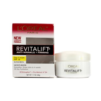 RevitaLift Anti-Wrinkle + Firming Day Cream SPF 18  48g/1.7oz