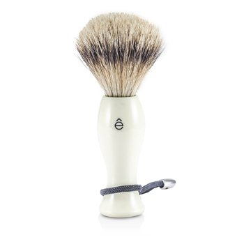 Shave Brush Silvertip - White  1pc