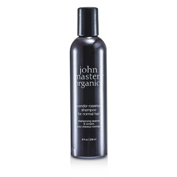 John Masters Organics Lavender Rosemary Shampoo (For Normal Hair)  236ml/8oz
