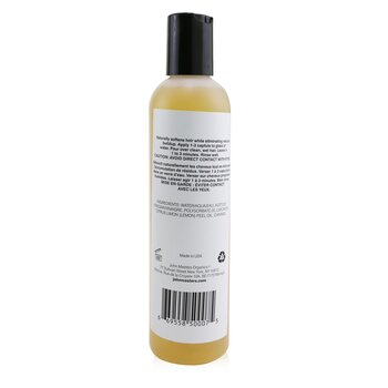 Herbal Cider Hair Clarifier & Color Sealer  236ml/8oz