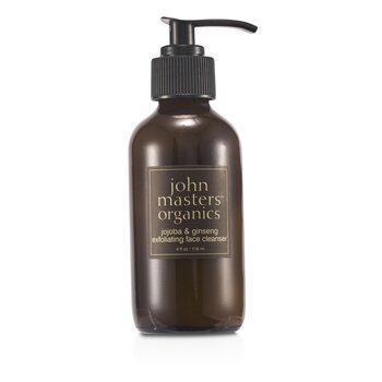Jojoba & Ginseng Exfoliating Face Cleanser  107ml/3.6oz