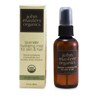Lavender Hydrating Mist For Skin & Hair 59ml/2oz
