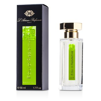 Fou D'Absinthe Eau De Parfum Spray  50ml/1.7oz