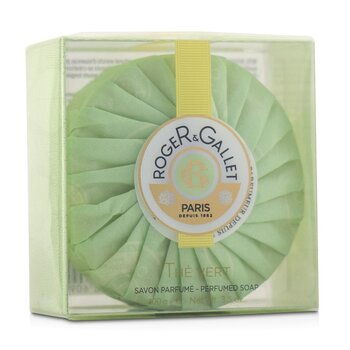Green Tea (The Vert) Perfumed Soap (With Case)  100ml/3.5oz