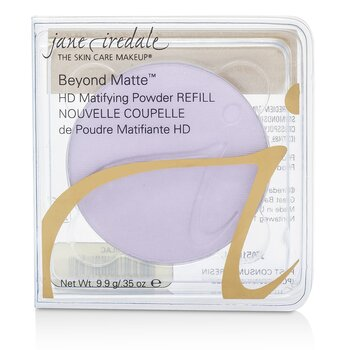 ג'יין אירידל Beyond Matte HD Matifying Powder מילוי מחדש - Lilac  9.9g/0.35oz