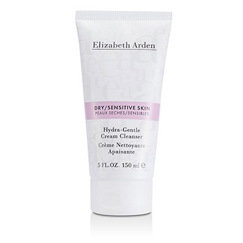 Elizabeth Arden Hydra Gentle Cream Cleanser (For Dry/ Sensitive Skin)  150ml/5oz