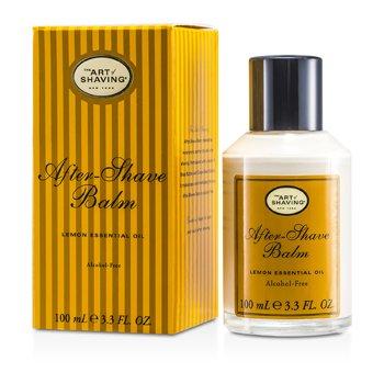 After Shave Balm - Lemon Essential Oil  100ml/3.4oz