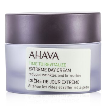 Ahava Time To Revitalize Extreme Crema Día  50ml/1.7oz