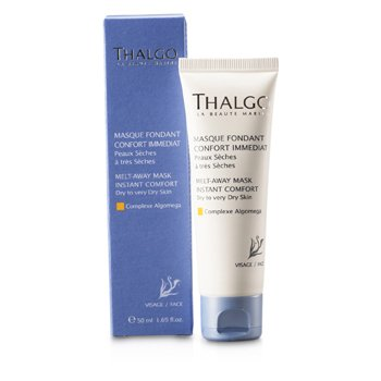 Thalgo Melt Away Mask Instant Comfort (Dry to Very Dry Skin)  50ml/1.69oz