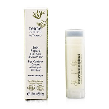 Terre & Mer Eye Contour Cream With Organic Olive Leaf  15ml/0.51oz